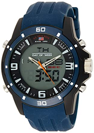 Reloj - U.S. Polo Assn. - para - US9493: Amazon.es: Relojes