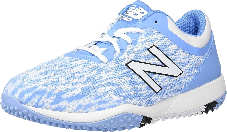 New Balance Men's 4040 V5 Turf Baseball Shoe