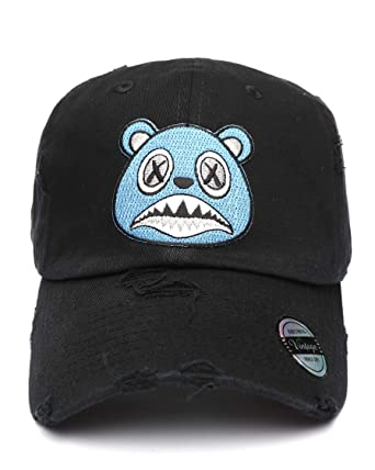 f49fe8e94db35 Baws Royal Strapback Hat (Black
