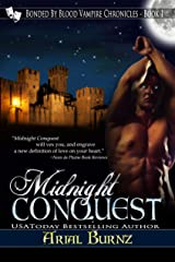 Midnight Conquest (Paranormal Romance Series for Adults): Epic Paranormal Series (Bonded By Blood Vampire Chronicles Book 1) Kindle Edition