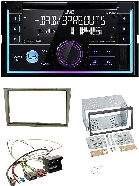 Caraudio24 Jvc Kw Db93bt Bluetooth Dab Cd Mp3 2din Usb Elektronik