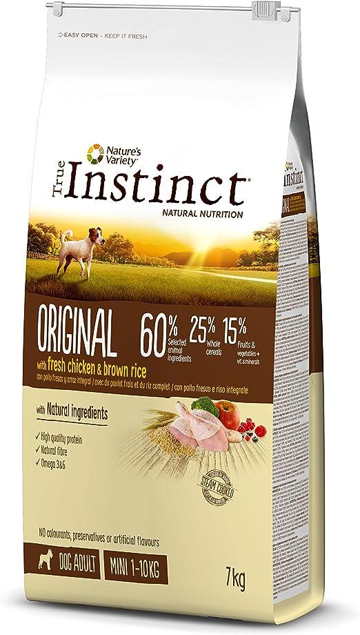 True Instinct Original - Mini Pienso para Perro Aduto con ...