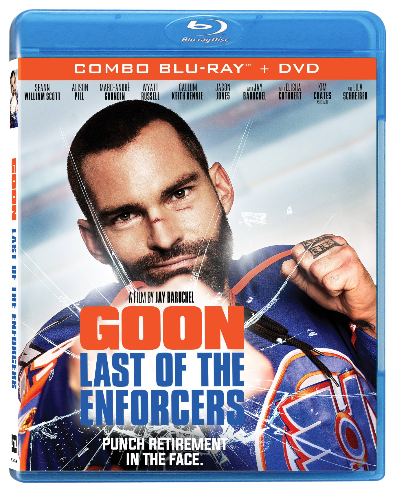 Goon: Last of the Enforcers (Widescreen, Subtitled, Dolby, AC-3, 2 Pack)