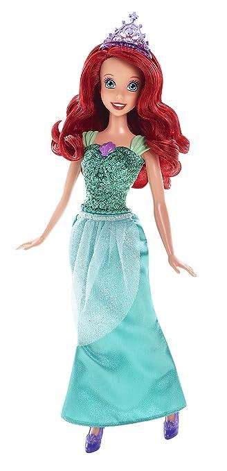 239 opinioni per Disney Princess CFB74- Ariel Scintillante