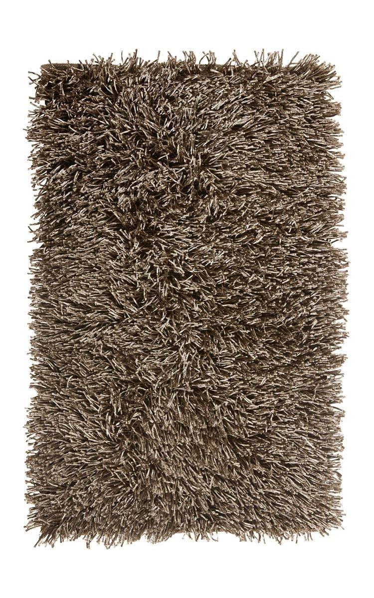 Badteppich 70x120 Kemen Aquanova Langflor, Farbe Taupe