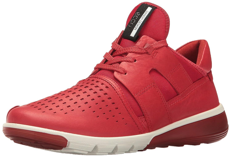 ECCO Women's Intrinsic 2 Fashion Sneaker B01M9F5JOD 39 EU / 8-8.5 US Tomato/Tomato