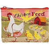 Blue Q Womens Chicken Feed Coin Purse Multi