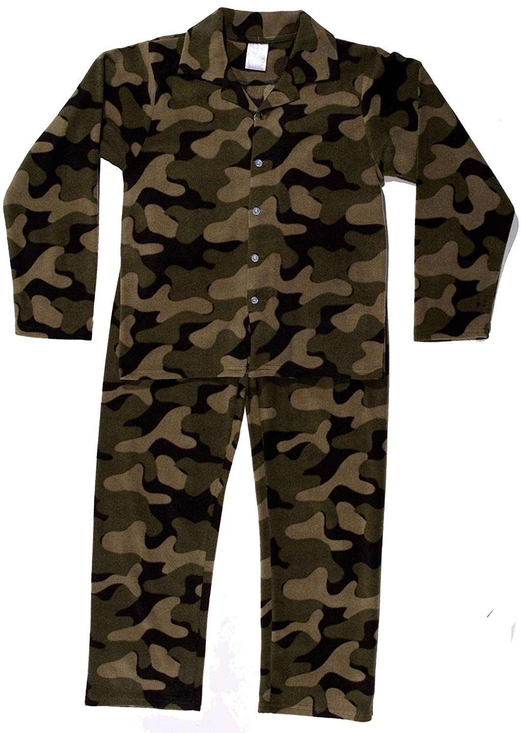 Prince of Sleep Boys' Pajama Set Comfy Warm Microfleece Kids Pjs