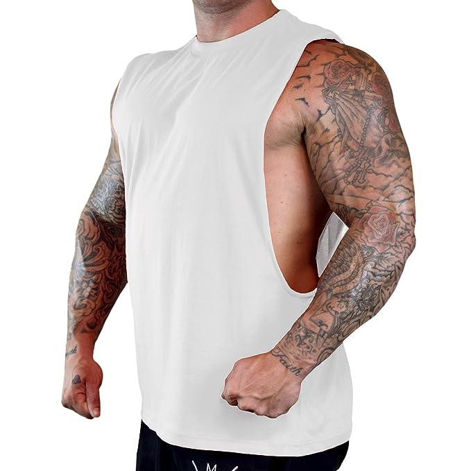 ecddad3ad Amazon.com: Interstate Apparel Men's Christmas Hat Panda Tee B12 Ply White T -Shirt Tank Top: Clothing