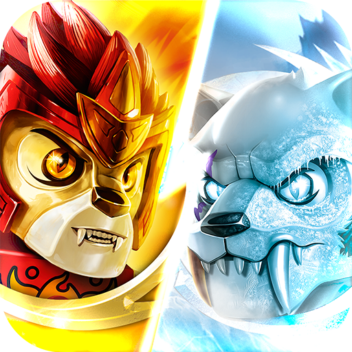 Game Kids Lego (LEGO Legends of Chima: Tribe Fighters)