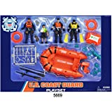 United States Coast Guard Playset
