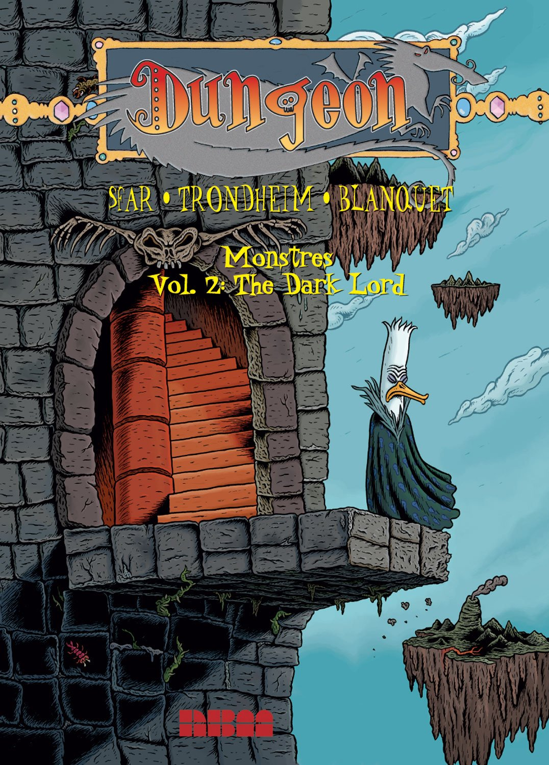 Read Online Dungeon: Monstres – Vol. 2: The Dark Lord (v. 2) pdf