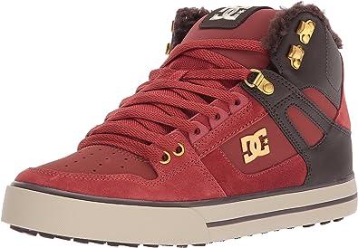 DC Men's Spartan HIGH WC WNT Skate Shoe