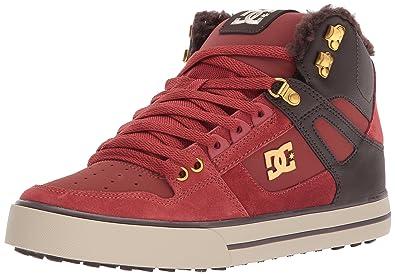 5e1e0da7ff5f7 Amazon.com  DC Men s Spartan HIGH WC WNT Skate Shoe  Shoes