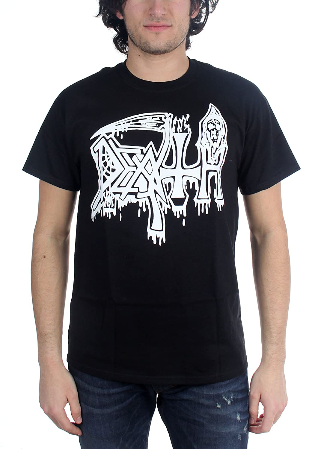 Death - Bloody Logo Adult T-Shirt