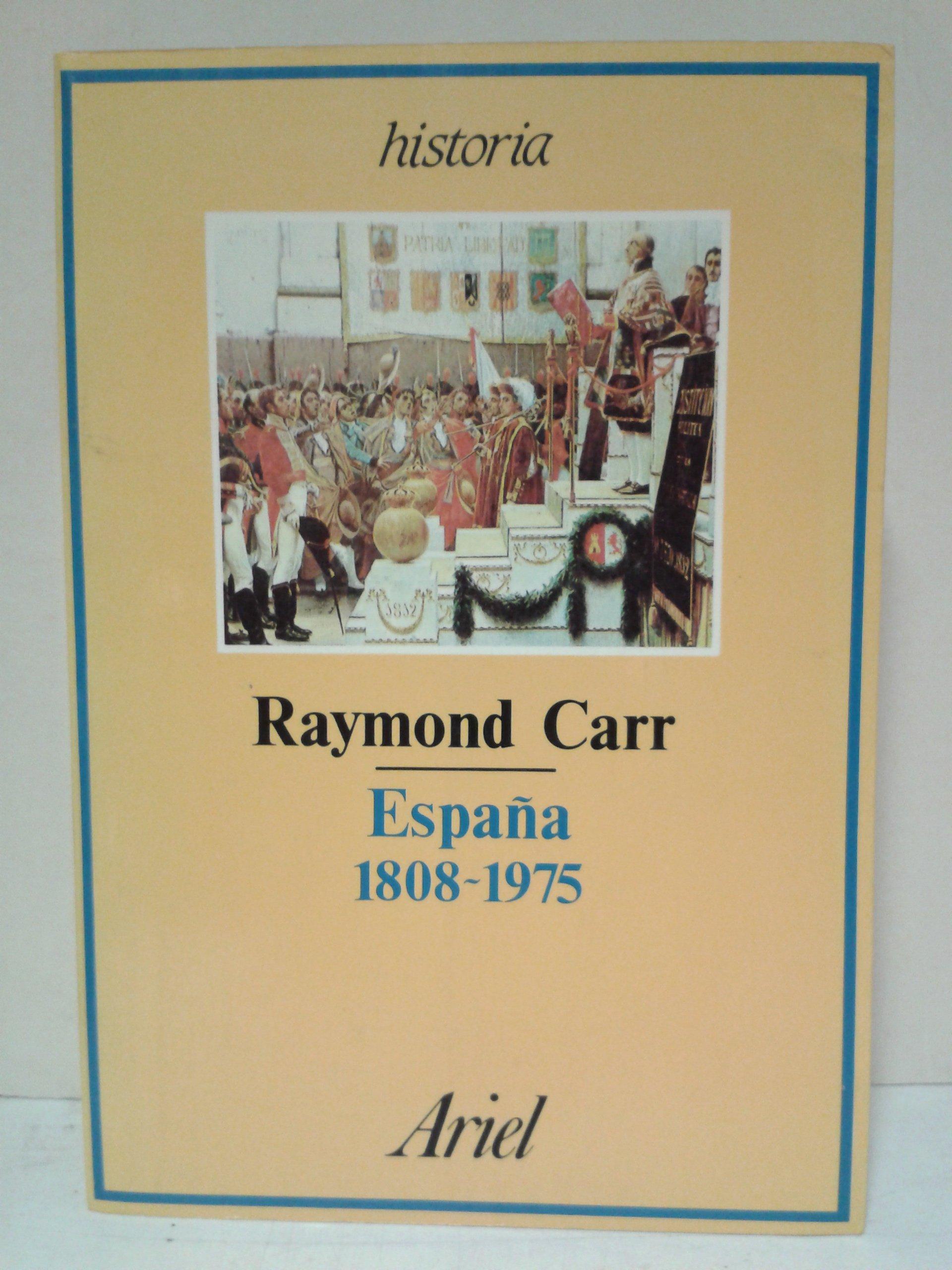 Espana 1808-975: Amazon.es: Carr, Raymond: Libros