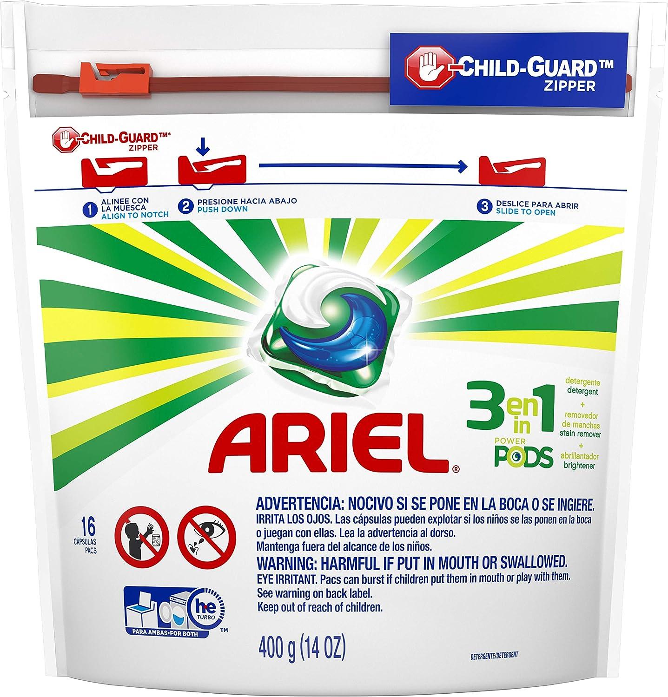 ARIEL Power Pods 3 in 1 16Ct He Original (1)
