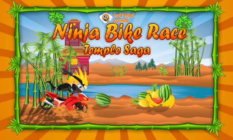 Ninja Bike Race: Temple Saga - Free Racing Game: Amazon.es ...