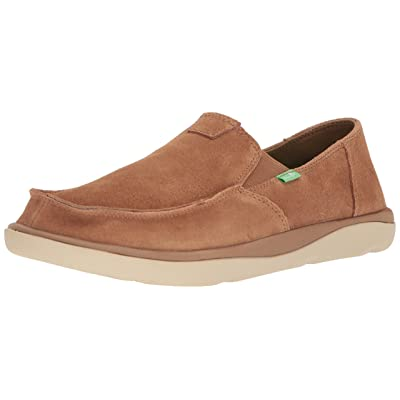 Sanuk Men's Vagabond Tripper Suede Loafer | Loafers & Slip-Ons