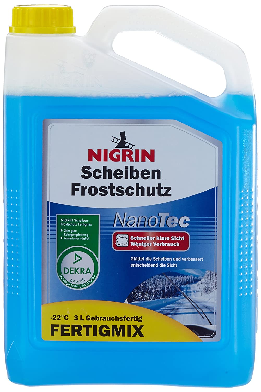 NIGRIN 73948 NanoTec Frostschutz -22° C 3 Liter B002WC7OEE