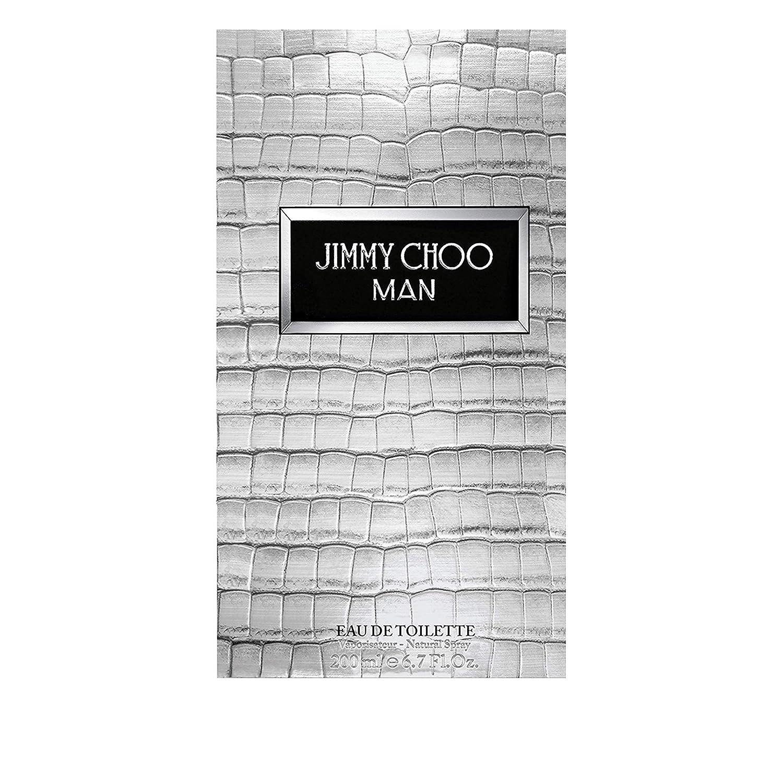 Jimmy Choo, Agua de colonia para hombres - 200 gr.: Amazon ...