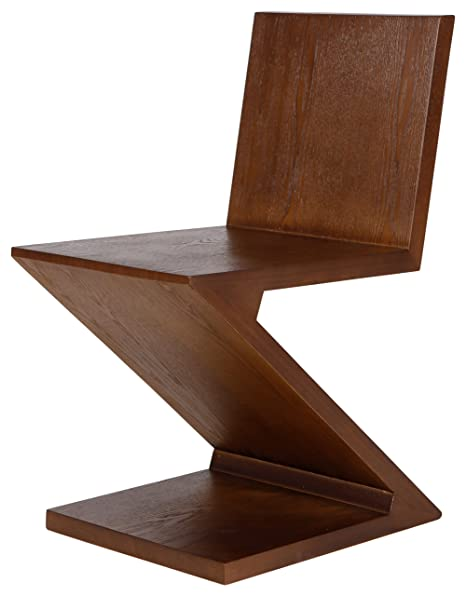 MLF Thomas Rietveld ZIG zag, colore: Noce chiaro: Amazon.it: Casa e ...