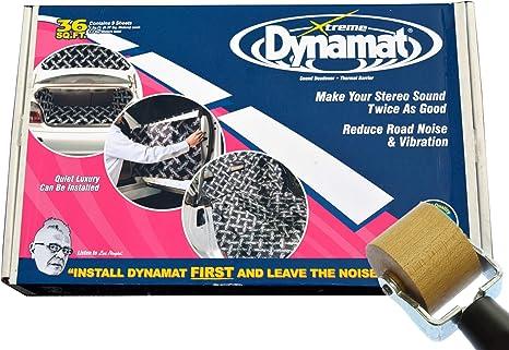 Amazon.com: Dynamat Xtreme Bulk Pack 10455 + 1