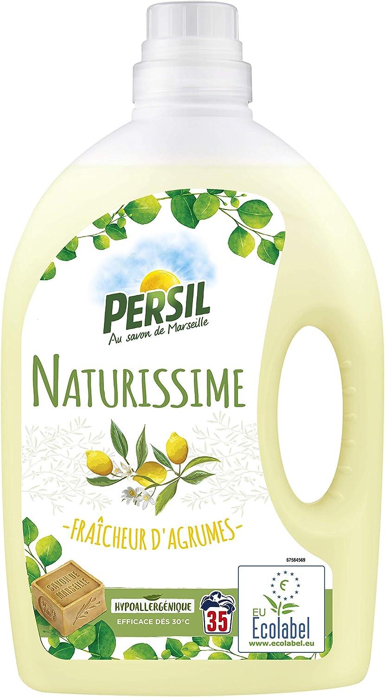 Persil Naturisme - Detergente líquido hipoalergénico con aroma a ...