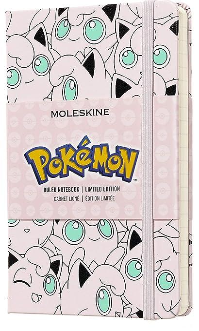Moleskine LEPOMM710JG - Libreta de edición limitada Pokemon ...