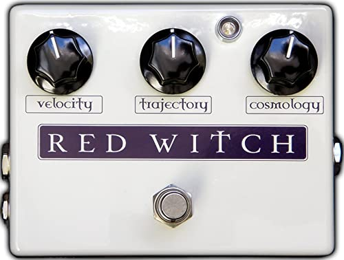 Red Witch Analog Deluxe Moon Phaser