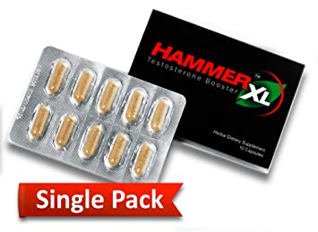 amazon com hammer xl supercharge your male drive health personal