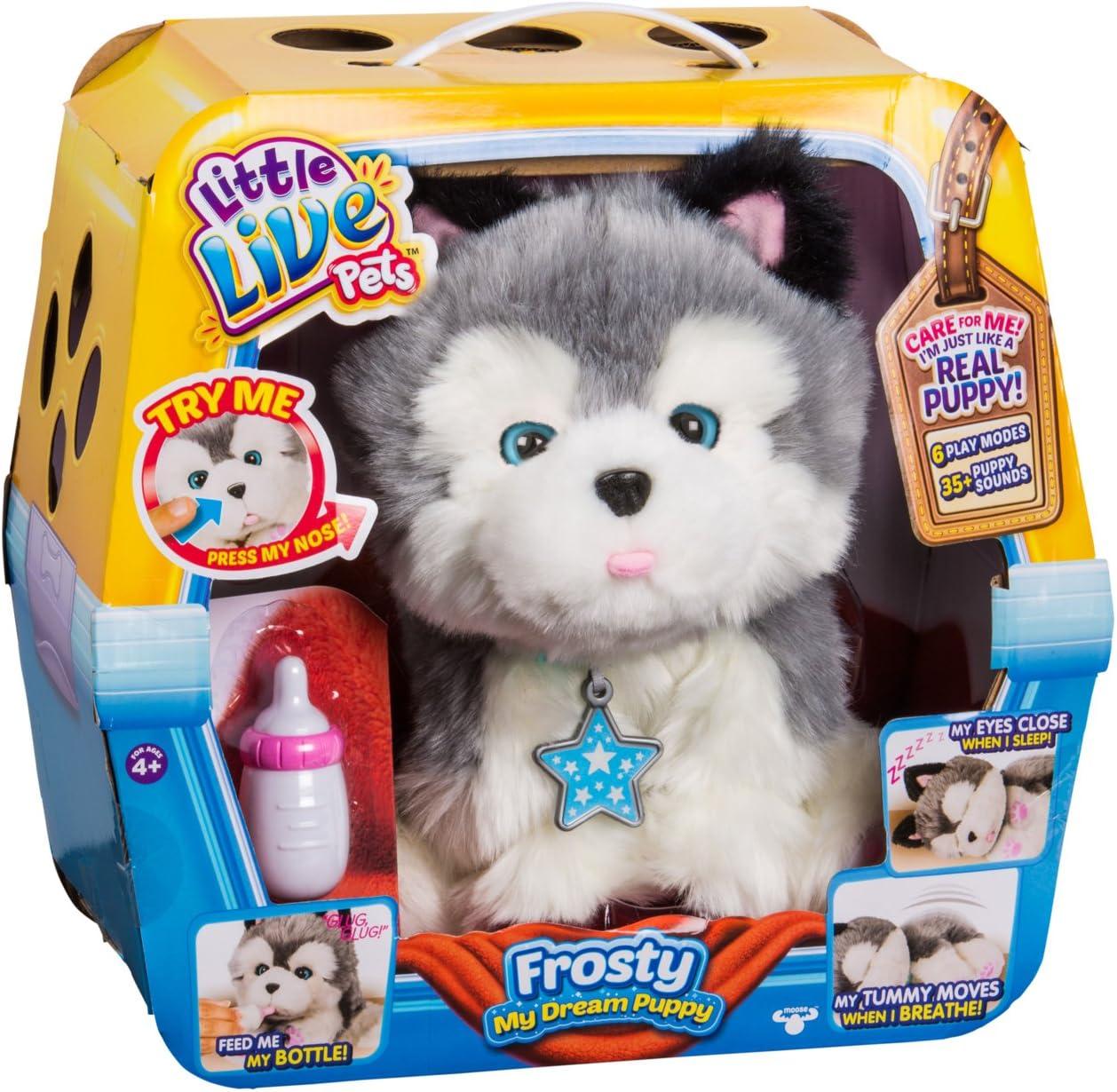 Little Live Pets Frosty My Dream Puppy