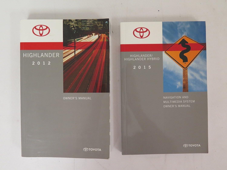 Toyota Highlander Owners Manual: Setup menu