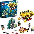 LEGO City Ocean Exploration Submarine 60264 Building Kit