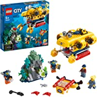 LEGO City Ocean Exploration Submarine 60264 Building Kit