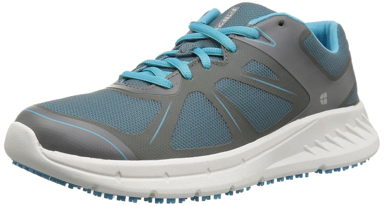 Shoes For Crews Women's Vitality Ii Slip Resistant Work Sneaker B0788D9WFD 5.5 B(M) US|Blue