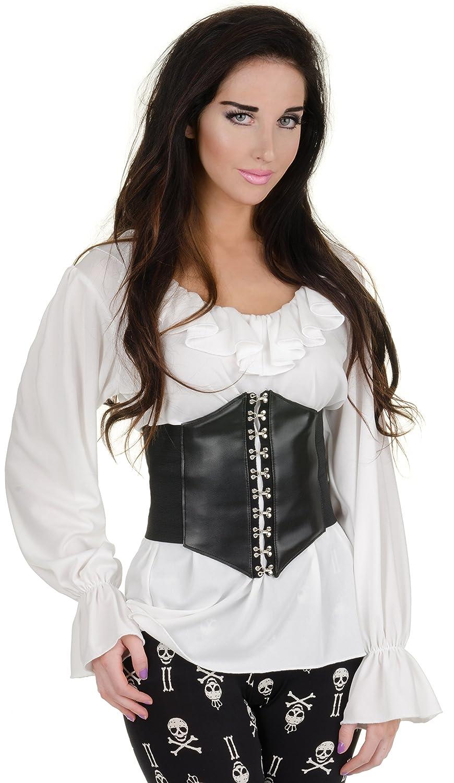 Underwraps Women's Renaissance Blouse Underwraps Child code 28310