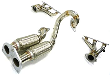 OBX Performance Exhaust Header Manifold 03-08 Mazda 6 V6 3 0