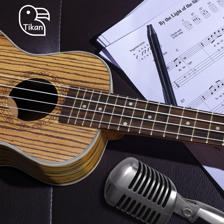 tikan sound 24 inch professional series concert