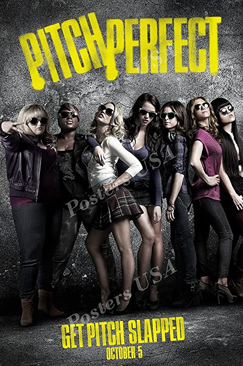 Steinfeld Last Call Pitches Pitch Perfect 3 Movie Poster 24x36 - Anna Kendrick
