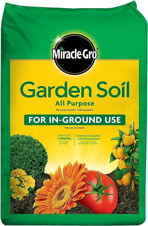 Miracle-Gro All Purpose Garden Soil