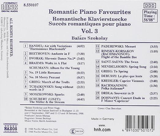 - Liebestraum D.schönst. romant. - Amazon.com Music