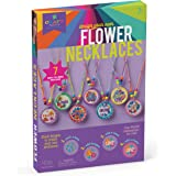 Craft-tastic – Design Your Own Flower Necklaces – Craft Kit Makes 7 Inspirational, Stackable, & Interchangeable…