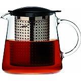 Finum Tea Control 0.8 with Dark Basket, Black