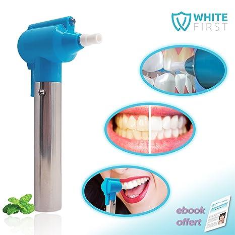 appareil professionnel pour blanchiment des dents