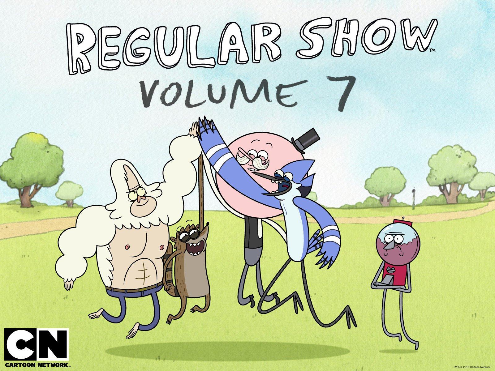 Amazon Regular Show Season 7 Digital Services LLC