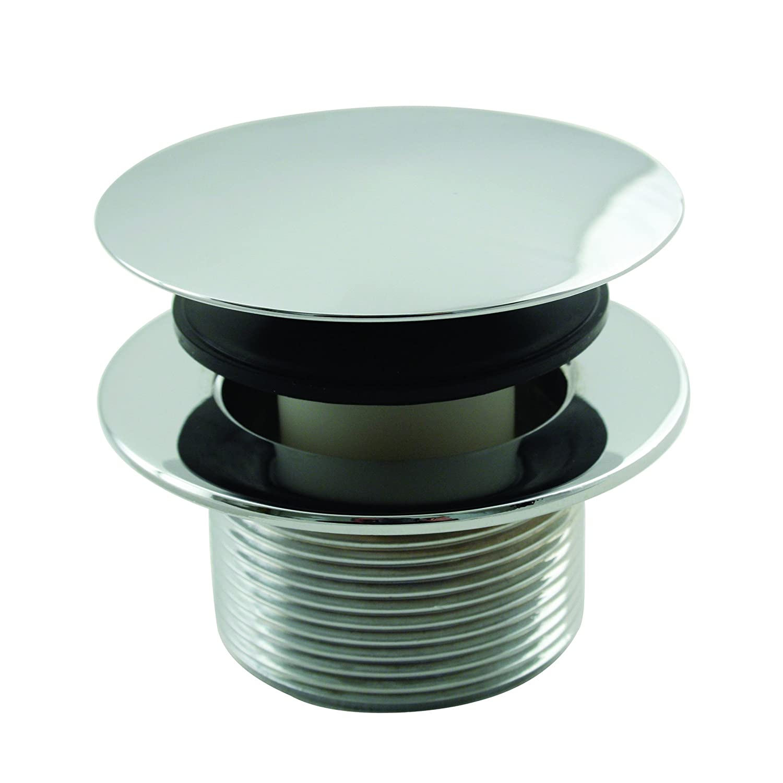 Satin Nickel D493244CH-07 D493244CHM-07 Westbrass Universal Deep Soak PVC Bath Drain