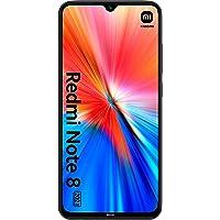 Xiaomi Redmi Note 8 Edición 2021- Smartphone 4GB RAM + 64GB ROM MediaTek Helio G85 Octa-Core Processor, Negro (Versión…
