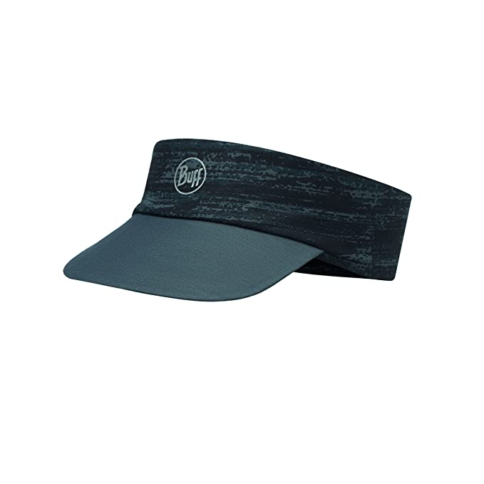 89f33551 Amazon.com: Buff High UV Pro Pack Run Visor Pack Lite R-Interference  Gargoyle - One Size: Sports & Outdoors