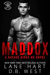 Maddox (Savage Kings MC Book 5) Kindle Edition